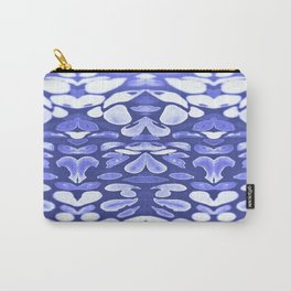 Winter is Coming, Cold Blue Winter Nights Are Coming Carry-All Pouch