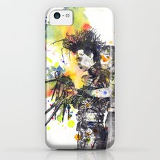 Edward Scissor Hands iPhone 5c Slim Case