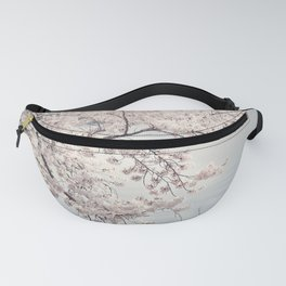 Cherry Blossoms of DC Edition 1 Photography Print Fanny Pack