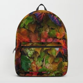 Fall Ivy Backpack