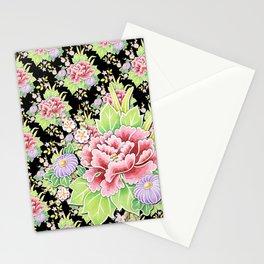 Kimono Bouquet Chintz Stationery Cards
