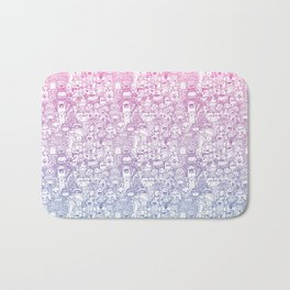 Curly & The Monster Factory Bath Mat