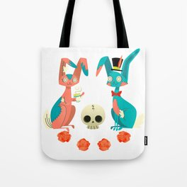 Tea Time Tote Bag
