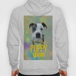 Jess Puppy Love Hoody