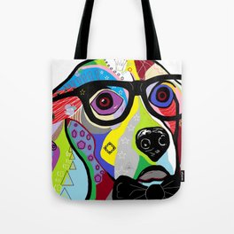 Sophisticated Beagle Tote Bag