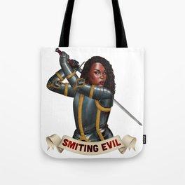 Paladin: Smiting Evil Tote Bag
