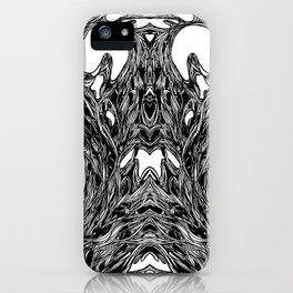 Subconscious Throne of Death  iPhone Case