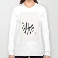 swag Long Sleeve T-shirts featuring Swag. by transFIGure