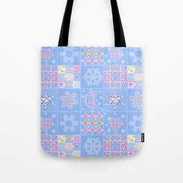 Merry Christmas . New year. Tote Bag