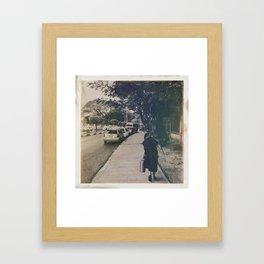 Burmese Memories #9 Framed Art Print