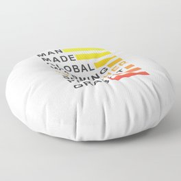 Socialist Power Grab Floor Pillow