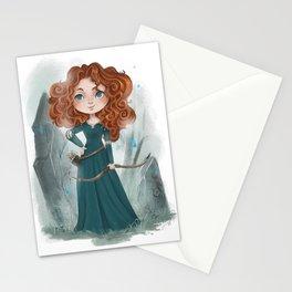 BRAVE - MERIDA Stationery Cards