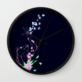 Lifelines Wall Clock