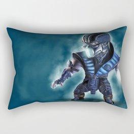 Caricature of Sub Zero Rectangular Pillow