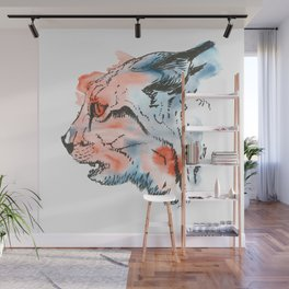 Lynx Wall Mural