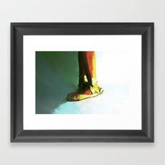fifth  Framed Art Print