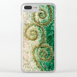Passion for Life Clear iPhone Case