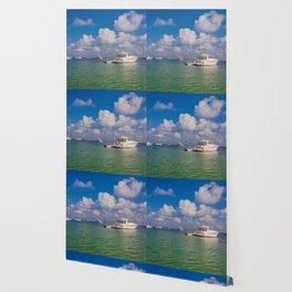 Anchored Wallpaper