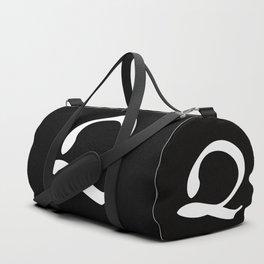 ALPHABET....Q Duffle Bag