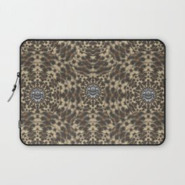 I am big cat with sweet catpaws decorative Laptop Sleeve