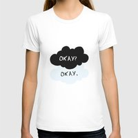 the fault in our stars T-shirts featuring The Fault In Our Stars by swiftstore