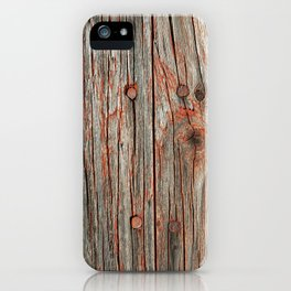 672 Grain Sheds 2 iPhone Case