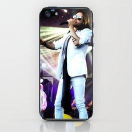Jared Leto - Jimmy Kimmel Live iPhone Skin