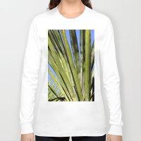 palm Long Sleeve T-shirts featuring Palm by Boris Burakov