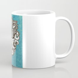 Sharpie Fish Coffee Mug