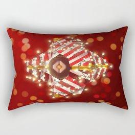 Jolly Ghost Shell Rectangular Pillow