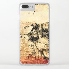 Miura II Clear iPhone Case