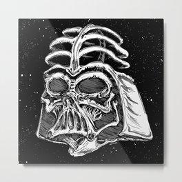 Dark Bones Metal Print