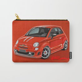 FIAT Abarth 500 Carry-All Pouch