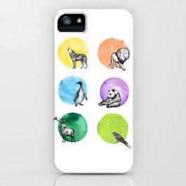 Animal Kingdom iPhone Case