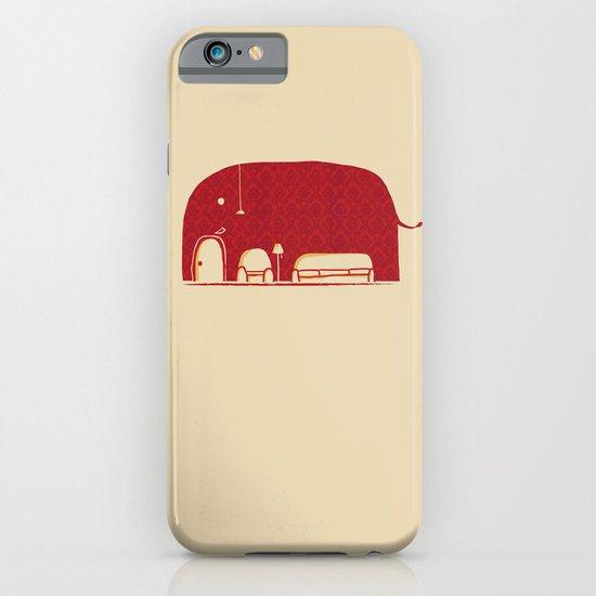 Elephanticus Roomious iPhone & iPod Case
