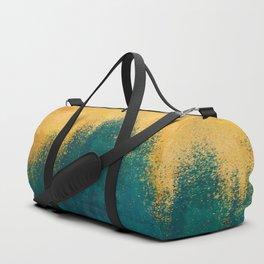 Gold Rush Peacock Duffle Bag