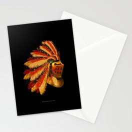 Indian Knight 129WP Stationery Cards