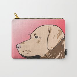 labrador sunset Carry-All Pouch