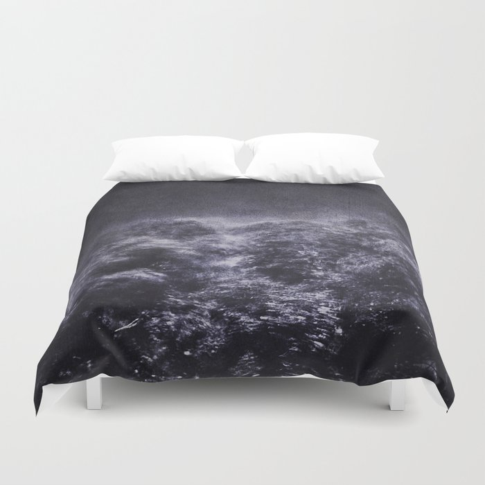 Sometimes ... the trees are angry Duvet Cover
