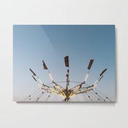 Swings Metal Print