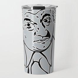 Face Larry Travel Mug