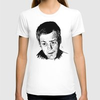 greg guillemin T-shirts featuring Greg Lestrade Sketch by Soyarts