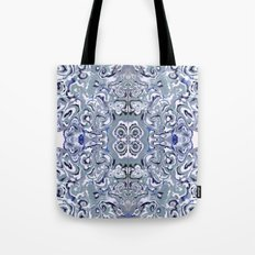Periwinkle Oyster Farm Tote Bag