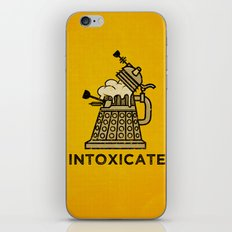 INTOXICATE V2 iPhone & iPod Skin