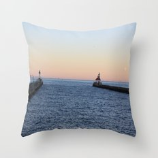 Goodnight Duluth Throw Pillow