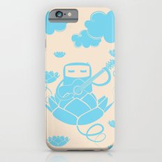 Lotus&Guitar iPhone 6 Slim Case