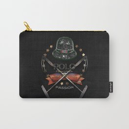 polo black label Carry-All Pouch