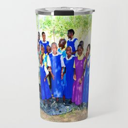 Kenya / Kitui Orphans Travel Mug