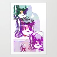 ERRORS/FLAWS/ETC Art Print