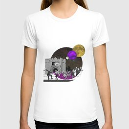 dancing in the moon light T-shirt